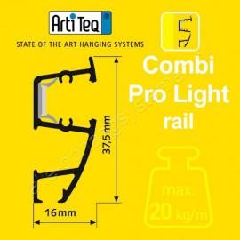 Artiteq Combi Rail Pro Actie Set met LED Compleet