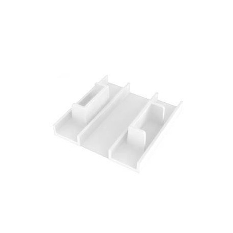 STAS Cliprail Max Combikap - 2 kleuren