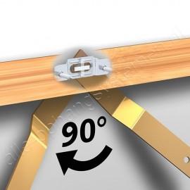 Anti-Diefstalsysteem Sleutel (voor houten & alu lijsten)