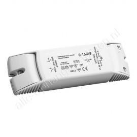 AOS LED & Halogeen 150W elektronische dimmer 220 - 12v