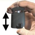 Artiteq Minihaak - 4kg + Perlondraad met Twister - 150cm (Set)