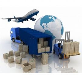 Transport kosten middel grote zending van 2 - 5 kg