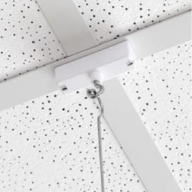 GeckoTeq Systeemplafond magneet met haak - 57x15x39mm - 11.5kg