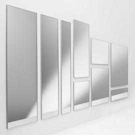 GeckoTeq Zelfklevende Glas en DiBond hanger 6kg incl. 2 muur haken en 4 afstandhouders (Set)