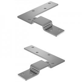 Artiteq 2 Ophang-Winkelhaken (1x links en 1x rechts)