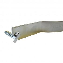 T-Schroef veiligheidsschroef incl. 8mm plug
