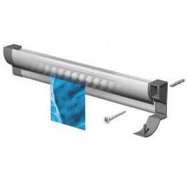 Artiteq zwaar Papierklem Memo Rail - 4kg