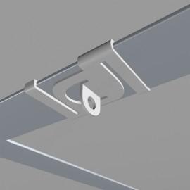 GeckoTeq - Anti-Corona Covid-19 Spat Scherm ophang set 3