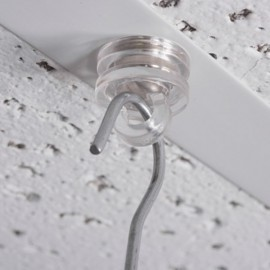 GeckoTeq Systeemplafond Magneet haak - 2kg