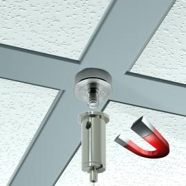 GeckoTeq sterke Magneet voor systeem plafonds - 5kg