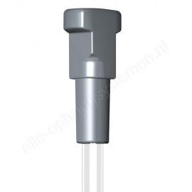 Artiteq Perlondraad met Twister - 2mm - 20kg